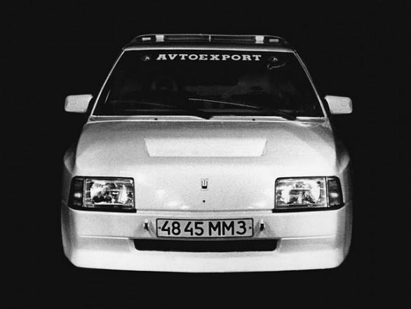 АЗЛК-2141 - спорткар группы B