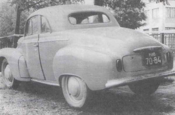 М424Э - спортивное купе