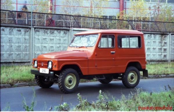М-2150 - джип, фото, москвич