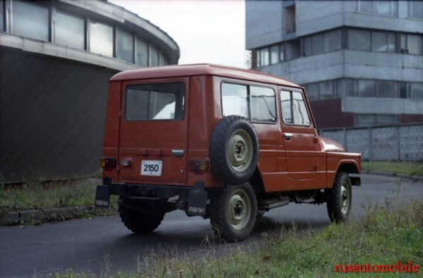 АЗЛК-2150 - джип москвич фото