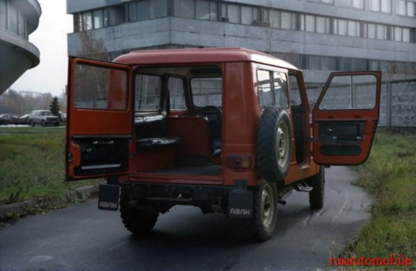 М-2150 - внедорожник АЗЛК