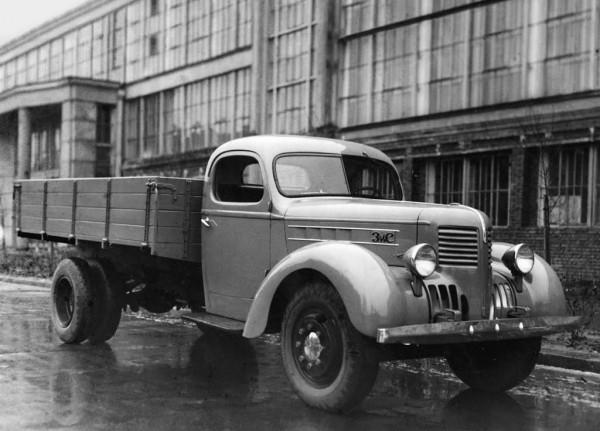 ЗИС-15 - опытный грузовик