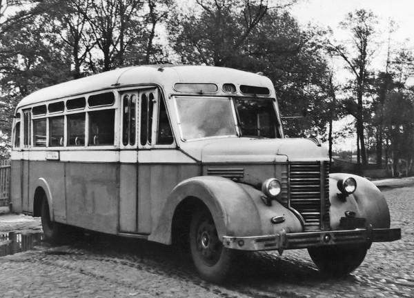 АТУЛ Л-IV - редкий автобус