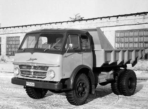 МАЗ-503 Опытный 1958 год