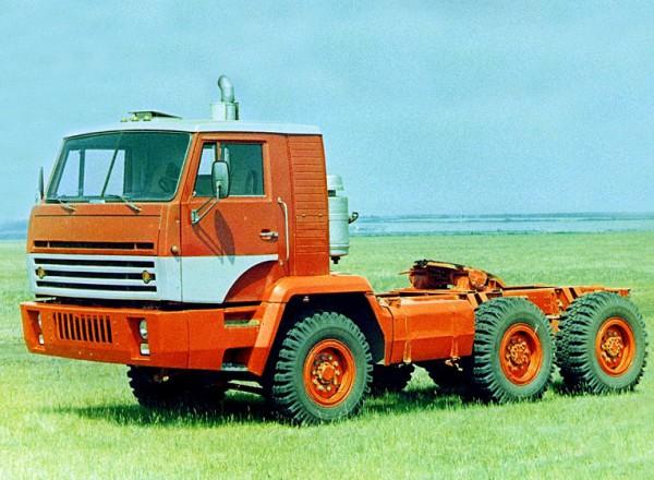 КАМАЗ-Э6410