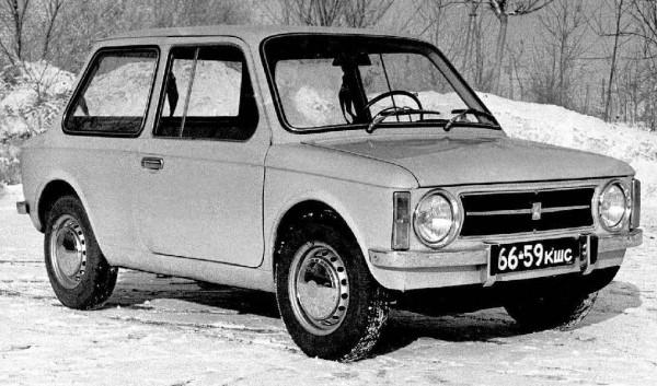ВАЗ-Э1101