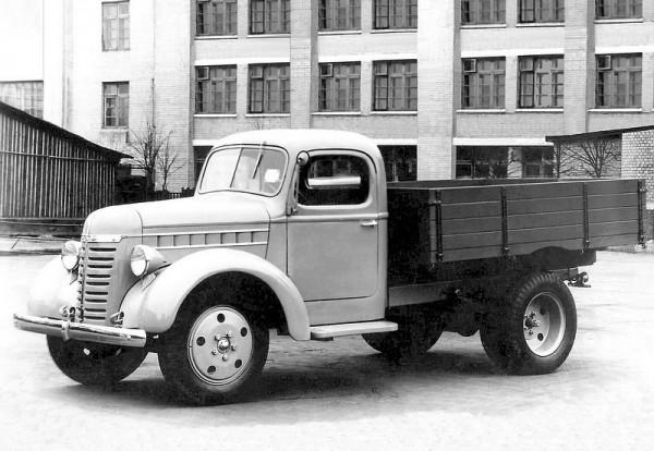 ГАЗ-11-51 Прототип