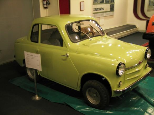 ГАЗ-18 - прототип компакт-класса