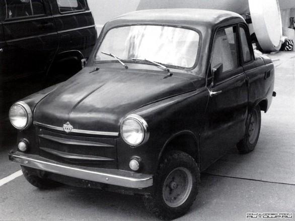 ГАЗ18 - инвалидка