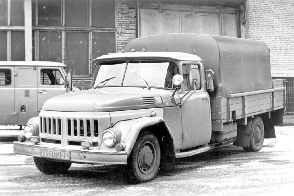 ЗИЛ Чебурашка легковой грузовик