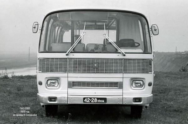 ПАЗ-3302 - копытный вариант комфортного автобуса