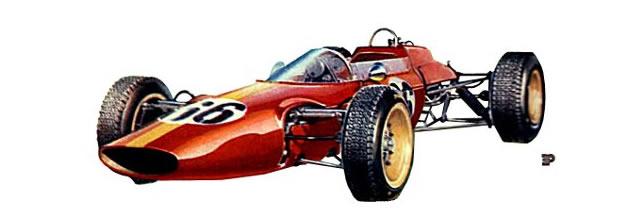 Эстония-9 - советский спорткар 60-х