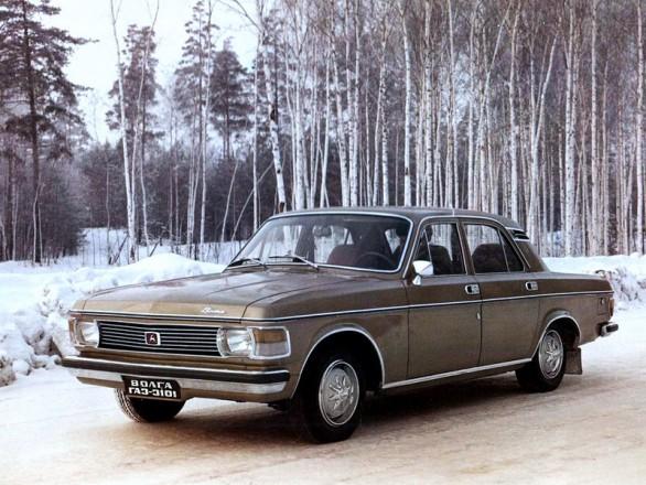 ГАЗ-3101 Волга Опытный