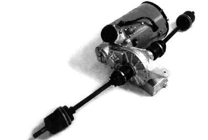 ВАЗ-2102Э - мотор и привод