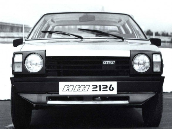 ИЖ-2126 - прототип (Серия Т)