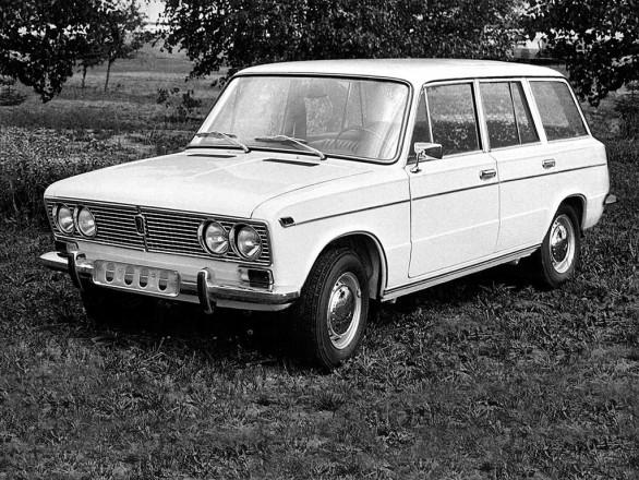 ВАЗ-2103 Универсал - опытный автомобиль на базе тройки
