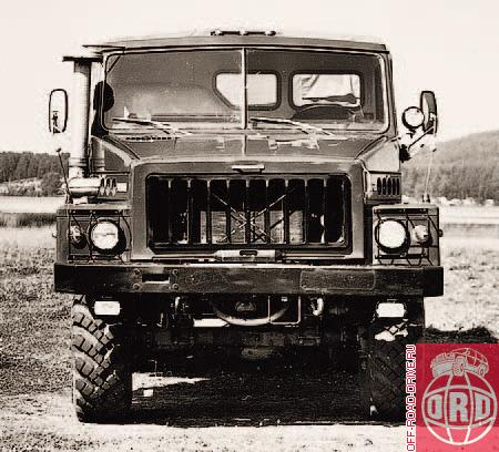 Урал-4322 -